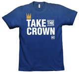 Take The Crown T-shirts