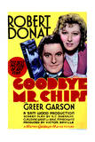 Goodbye, Mr. Chips - Movie Poster Reproduction Posters