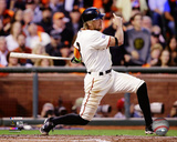 Hunter Pence Game 4 of the 2014 National League Championship Series Action Photo