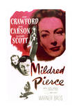 Mildred Pierce - Movie Poster Reproduction Poster