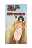 BUtterfield 8 - Movie Poster Reproduction Poster