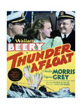 Thunder Afloat - Movie Poster Reproduction Posters