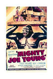 Mighty Joe Young - Movie Poster Reproduction Prints