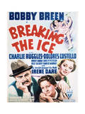 Breaking the Ice - Movie Poster Reproduction Prints