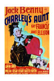 Charley's Aunt - Movie Poster Reproduction Posters