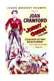 Johnny Guitar - Movie Poster Reproduction Posters