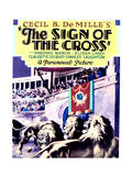 The Sign of the Cross - Movie Poster Reproduction Print