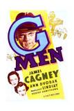 'G' Men - Movie Poster Reproduction Art