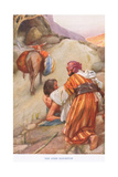 The Good Samaritan Giclee Print by Arthur A. Dixon