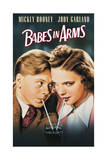 Babes in Arms - Movie Poster Reproduction Art
