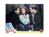 Tortilla Flat - Lobby Card Reproduction Art