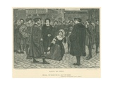 Illustration for Measure for Measure Giclee Print by J.M.L. Ralston