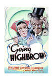 Going Highbrow - Movie Poster Reproduction Prints