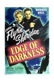 Edge of Darkness - Movie Poster Reproduction Affischer