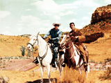 The Lone Ranger Foto