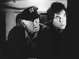 Timothy Dalton And Desmund Llewel Photo