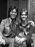 Cliff Richard and Olivia Newton-John Prints