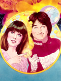 Mork and Mindy Posters