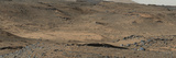 Panoramic View of Amargosa Valley on Planet Mars Photographic Print