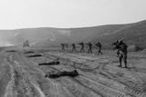 Students Train at an Afghan National Army Commando Qualification Course Photographic Print