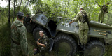 Ukrainian Soldiers Train with Service Members from Nato Partnership for Peace Nations Photographic Print