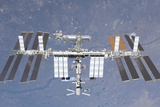 The International Space Station Photographic Print