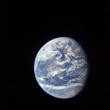 Planet Earth Taken by the Apollo 11 Crew Photographic Print