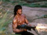 RamboII–Der Auftrag Poster