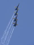 U.S. Navy Flight Demonstration Squadron, the Blue Angels Photographic Print
