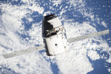 The Spacex Dragon Commercial Cargo Craft Photographic Print