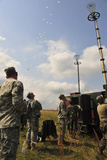 U.S. Army Paratroopers Train Beside Ukrainian Paratroopers Photographic Print