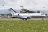 Bombardier Bd-700 1A10 Global Express Photographic Print