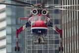 An Erickson Aircrane S-64 Aircrane Heavy-Lift Helicopter Photographic Print