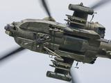 A U.S. Army Ah-64D Apache Longbow Photographic Print
