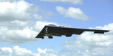 A B-2 Spirit Prepares for Landing Photographic Print