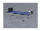 Hospital Bed Prints