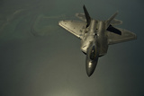 A U.S. Air Force F-22 Raptor Photographic Print