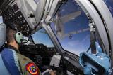 A C-17 Globemaster Iii Approaches a Kc-10 Extender Photographic Print