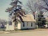 The Birthplace of Harry Truman in Lamar, Missouri. Photographic Print
