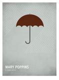 Christian Jackson - Mary Poppins Obrazy