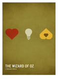 Wizard of Oz (kid version) Prints by Christian Jackson