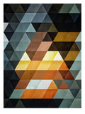 Untitled (gyld^pyrymyd) Plakat af Spires