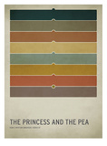 Christian Jackson - The Princess and the Pea - Art Print