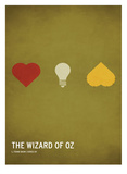 Wizard of Oz Print by Christian Jackson