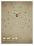 Pied Piper Print by Christian Jackson