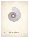 The Little Mermaid Print by Christian Jackson