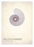 The Little Mermaid Poster por Christian Jackson