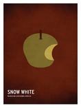 Branca de Neve Poster por Christian Jackson