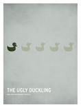 Ugly Duckling Art by Christian Jackson