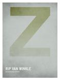 Rip Van Winkle Posters by Christian Jackson